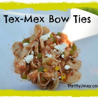 Summer Pastabilities with Hodgson Mill – Tex Mex Bow Ties