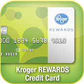 Kroger REWARDS Credit Card App icon