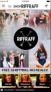 Shop RiffRaff - screenshot