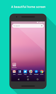 Download Android App Evie Launcher for Samsung