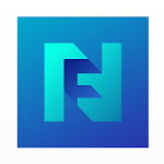 FutureNet your social app Icon