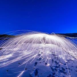 by Kai Brun - Abstract Light Painting ( kai brun )