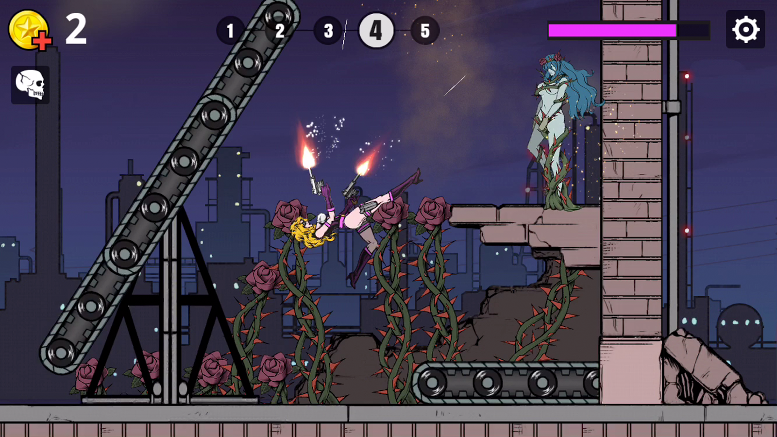 LIMP HEROES -PHYSICS ACTION!- Screenshot 3