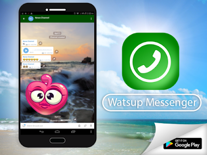 App Watsup Messenger APK for Windows Phone
