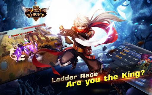 Holy Knight EN - screenshot