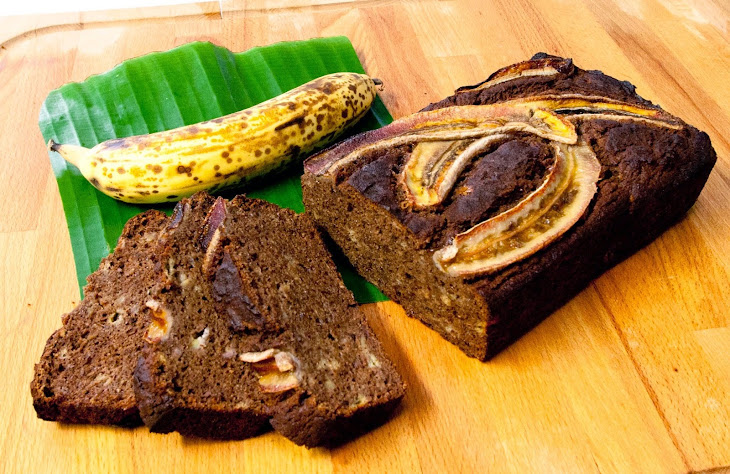 Nut Free Chocolate Banana Bread (Paleo, Grain free & Gluten free ...