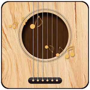 Download Musically Wooden Guitar For PC Windows and Mac