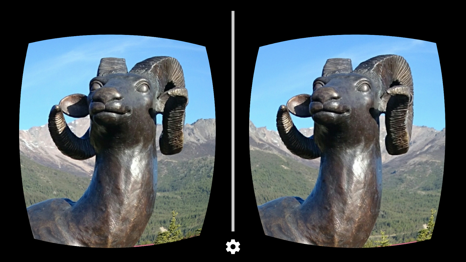 3D/VR Stereo Photo Viewer Screenshot 3