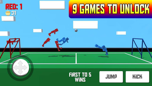 Block Party Sports HD - screenshot