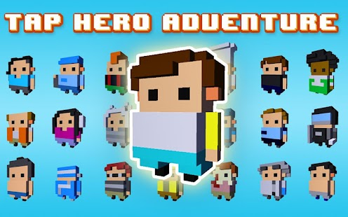 Tap Hero Adventures APK for Bluestacks