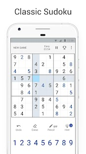 Sudoku - Classic Logic Puzzle Game for pc