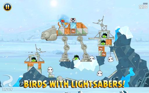 Angry Birds Star Wars screenshot 7