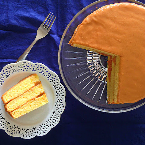 The Best Southern Caramel Cake
