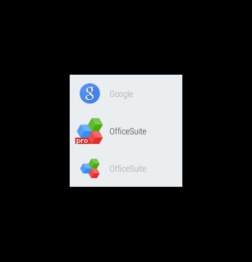 OfficeSuite Pro + PDF (Trial) screenshot 26
