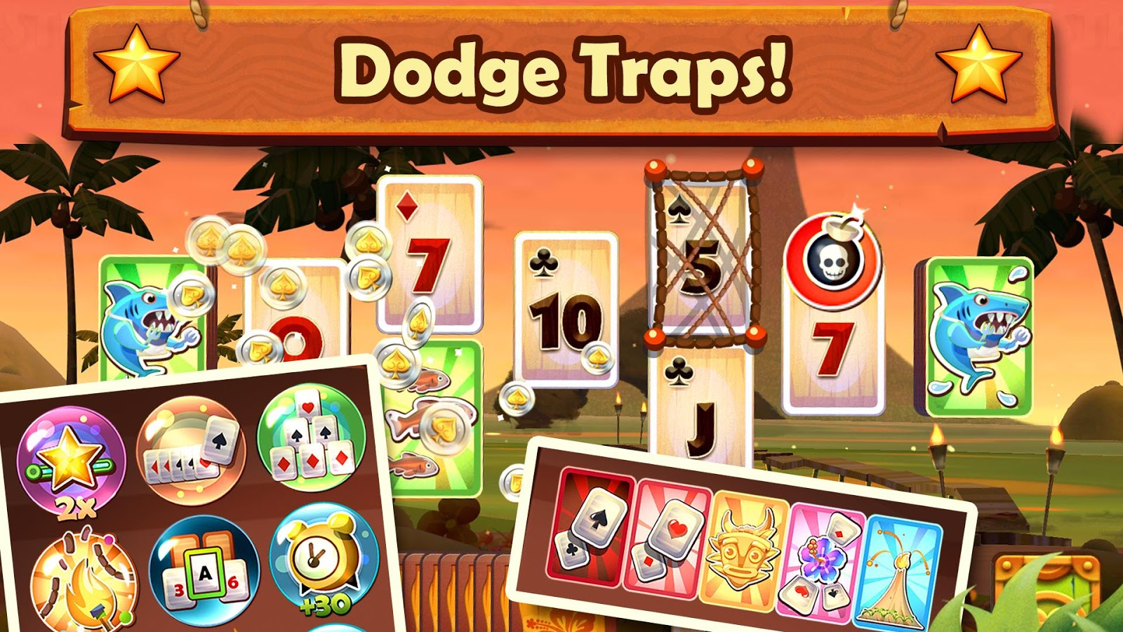 Solitaire TriPeaks Screenshot 8