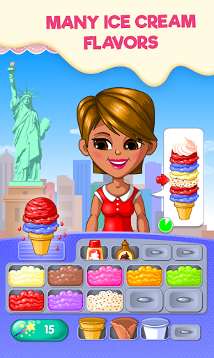 My Ice Cream World - screenshot