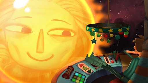 Broken Age - screenshot