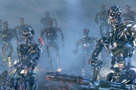 Military brainboxes ponder 'UK needs you' list of AI boffins