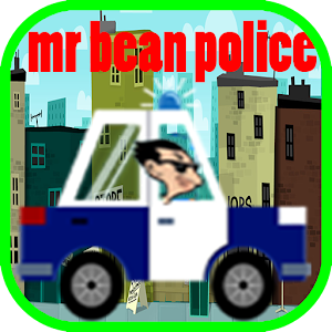mr bean police adventure