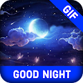 App Good Night GIF apk for kindle fire