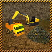 Gold Digger Heavy Crane Crew APK for iPhone