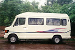 Rent Ac Tempo Traveller in Chandigarh