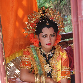 buginese girl by Pick Syam - Wedding Other ( ethnic, girl, indonesia, traditional, culture )