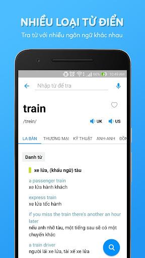 Tu Dien Anh Viet Laban screenshot 2
