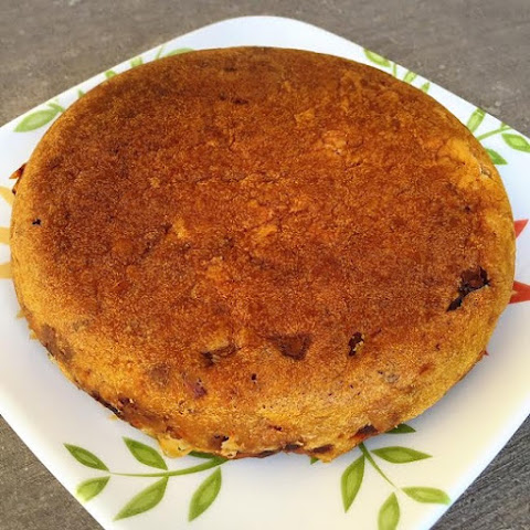 Rice Cooker Pumpkin Coconut Bread