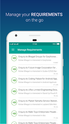 IndiaMART: Search Products, Buy, Sell & Trade screenshot 6