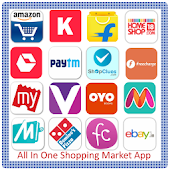 App All In One Shopping Apps APK for Kindle