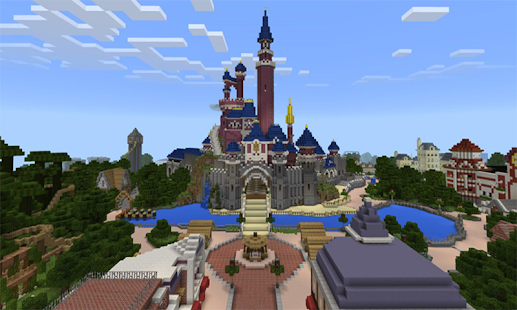 Map disney world for mcpe free android app market gumiabroncs Images