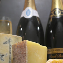 Cheese and Sparkling wines