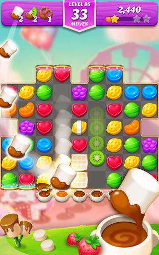 Lollipop & Marshmallow Match3 screenshot 4