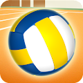 Free Download Spike Masters Volleyball APK for Samsung