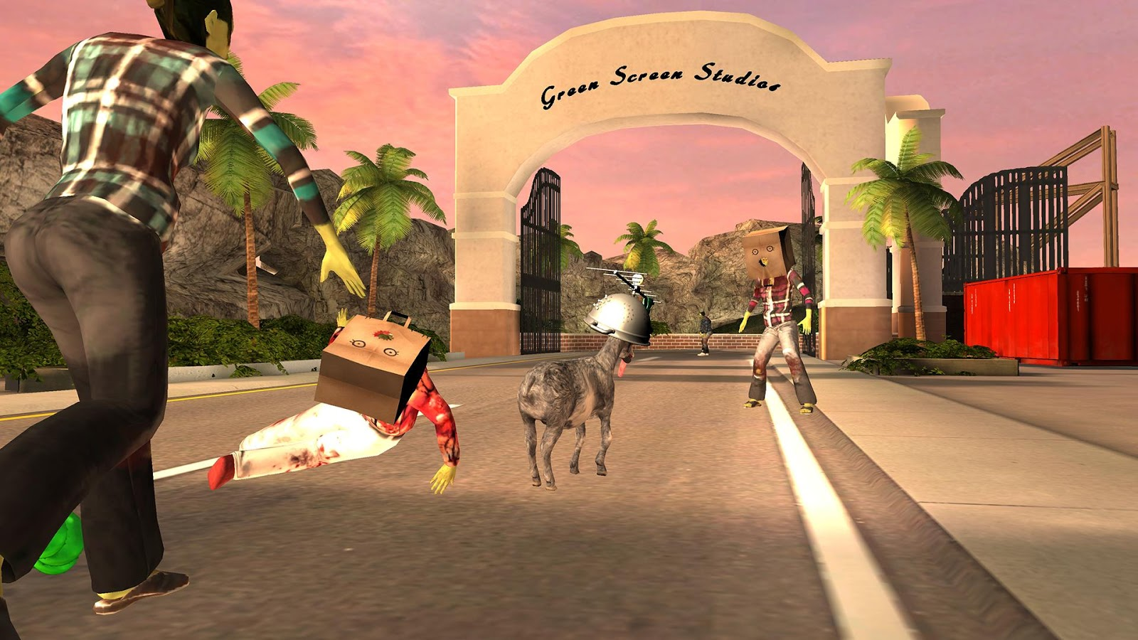Goat Simulator GoatZ Screenshot 10