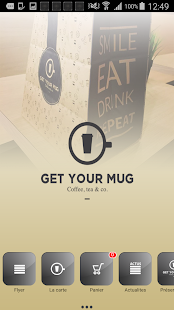 Get Your Mug & Paulette Shop - screenshot