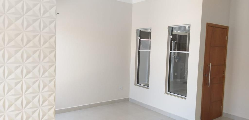 Casa com 3 dormitórios 1 suíte, à venda por R$ 410.000 - Jardim Santa Luiza I - Nova Odessa/SP
