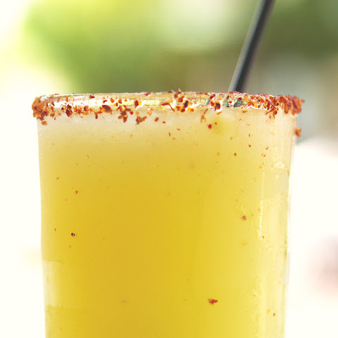 Break Out The Blender For This Frozen Pineapple Margarita