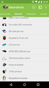 ElectroDroid Pro- screenshot thumbnail