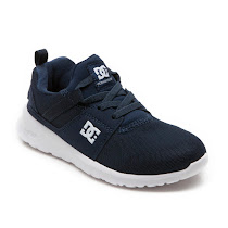 DC Heathrow Lace Trainer LACE UP
