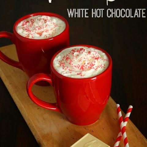 Sugar Cookie White Hot Chocolate Recipe | Yummly