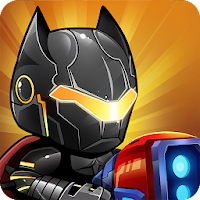 Mega Shooter: Infinity Space War Galaxy Heroes on PC / Windows 7.8.10 & MAC