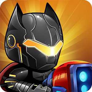 Mega Shooter: Infinity Space War (Galaxy Heroes) Online PC (Windows / MAC)