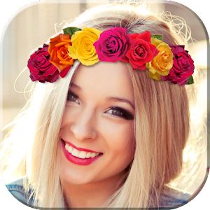 Download Flower Crown Selfie Camera For PC Windows and Mac