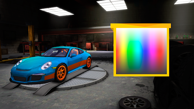 Racing Car Driving Simulator APK screenshot thumbnail 4