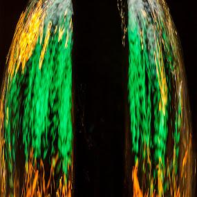water wings  by Daly Sda - Uncategorized All Uncategorized ( abstract art,  )