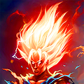 Game Battle Of Super Saiyan Heroes APK for Kindle