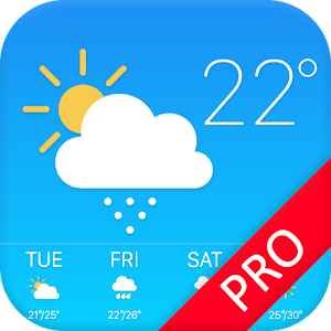 Weather Forecast Pro the best app – Try on PC Now