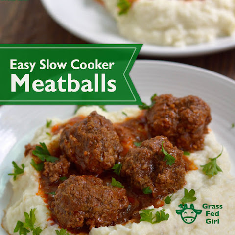 Easy Meatball Crock Pot